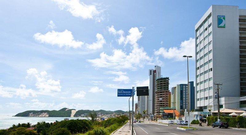 Ponta Negra Flat 111, Ferienwohnung in Natal