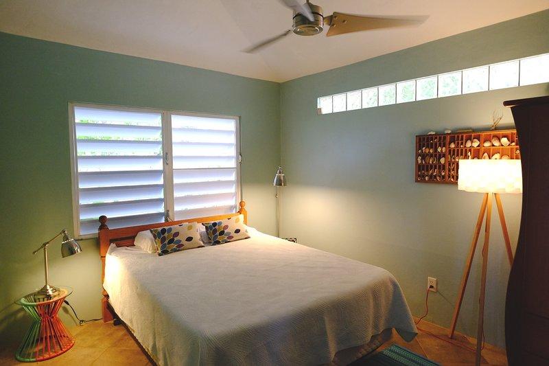 El segundo dormitorio en Casa Limón