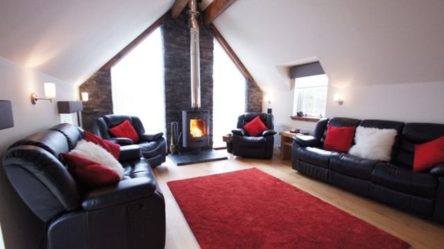 Taighean Anndra, holiday rental in Loch Tay