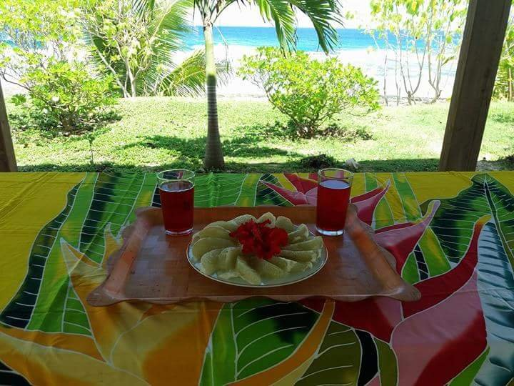 LE SPOT HUAHINE, holiday rental in Parea