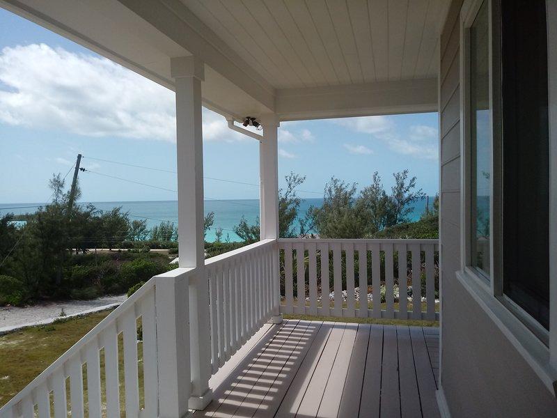 Views from the front door.