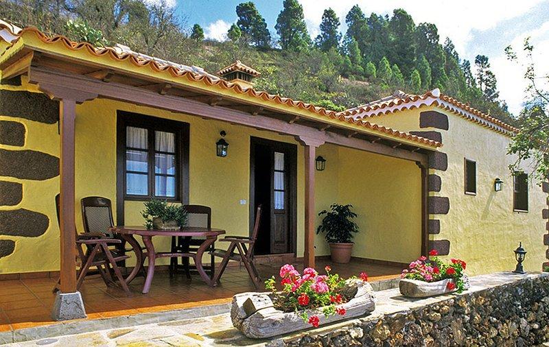 Finca El Rodadero, aluguéis de temporada em Garafia