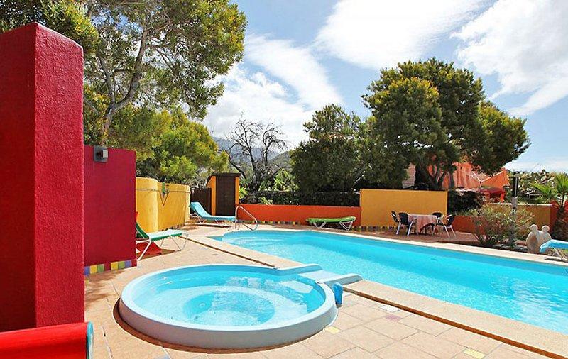 Casa Ana, location de vacances à Todoque