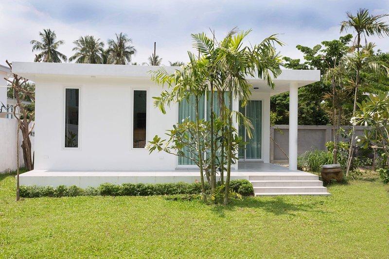 Laemsor Villas(Garden Villas), aluguéis de temporada em Na Mueang