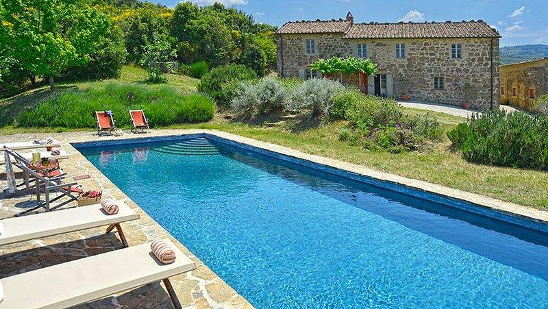 Montebello Montebello, holiday rental in Bagno Vignoni