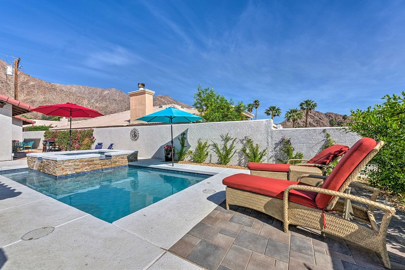 Find resort-like living at this La Quinta vacation rental house!