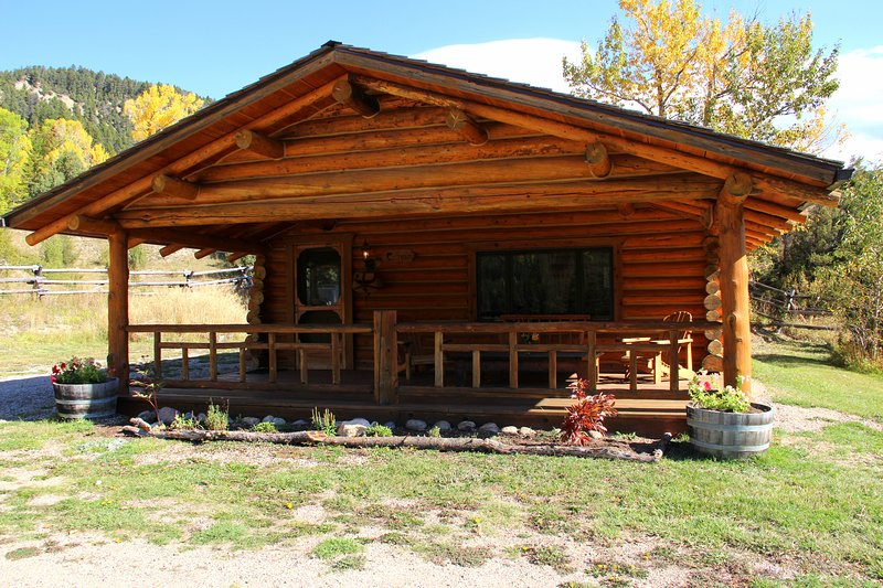 Best Cabin in Montana | Trout Cabin, vacation rental in Ennis