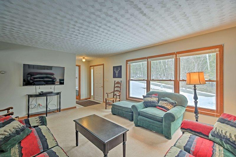 ¡Reserve 'Morse House, una cabaña de alquiler de vacaciones en Jeffersonville!