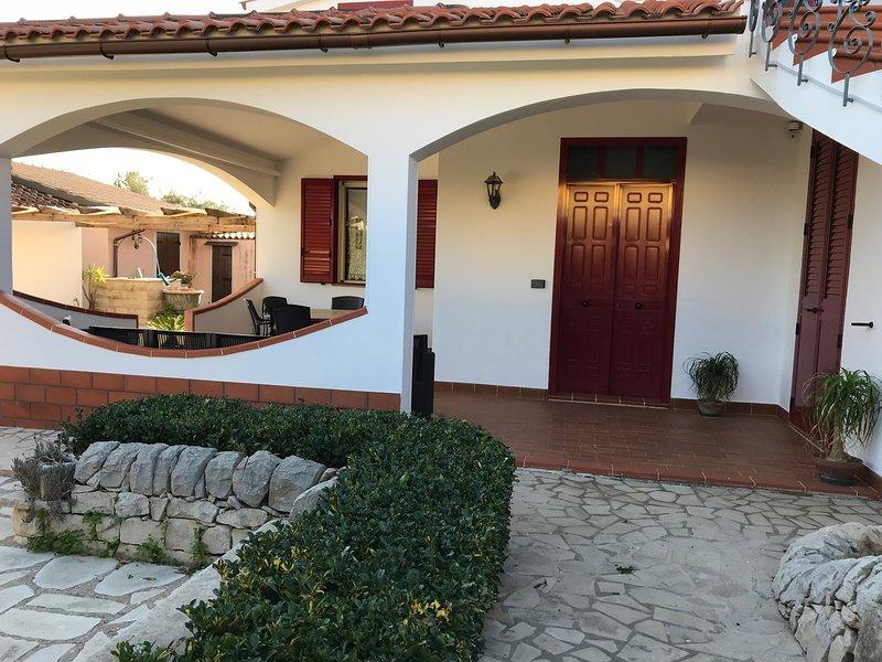 Villa Vema, casa vacanza a Capo Negro