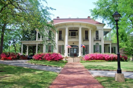 Local Attraction: Goodman-LeGrand Museum