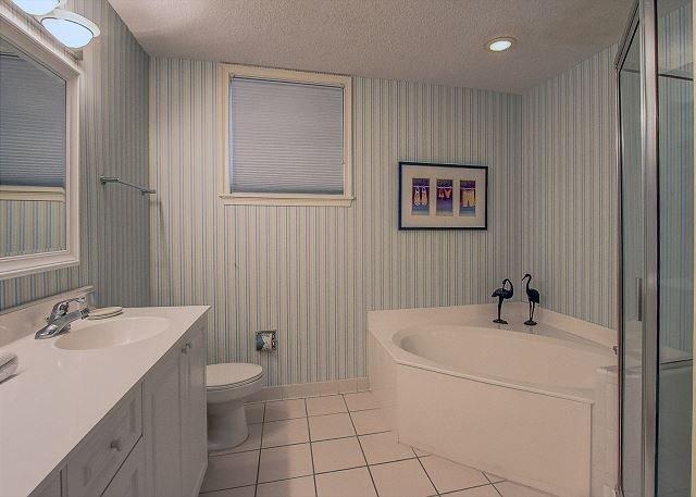 Suite King Salle de bain complète