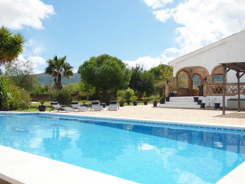 La Encantada, vacation rental in Cartama