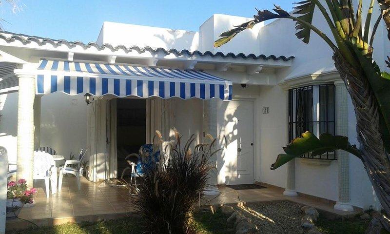 112MALQ Nice  and quiet bungalow, alquiler de vacaciones en Pulpí