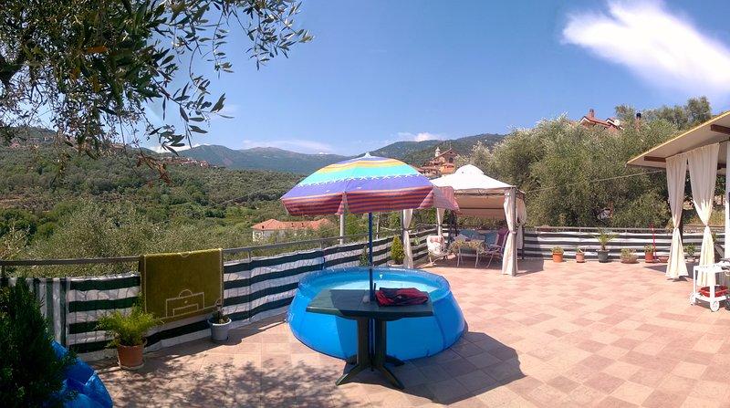 LIGURIA DA VIVERE 2, vacation rental in Diano Borello