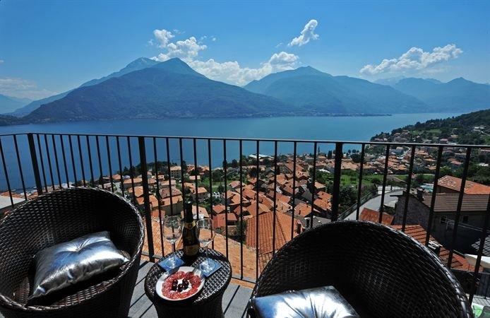 Balcone di Pianello - Luna, vacation rental in Pianello del Lario