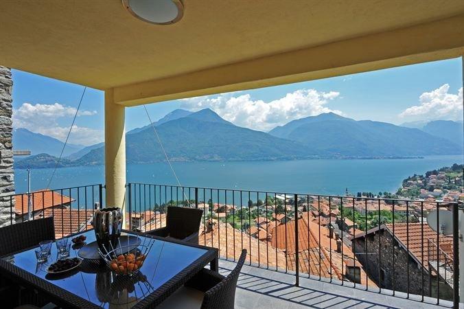 Balcone di Pianello - sole, vacation rental in Pianello del Lario