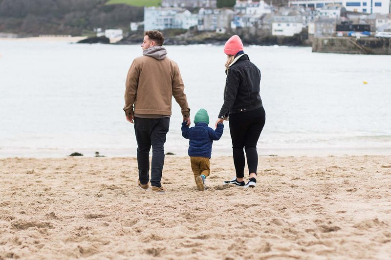 St Ives is perfect for families with lots of beaches and restaurants