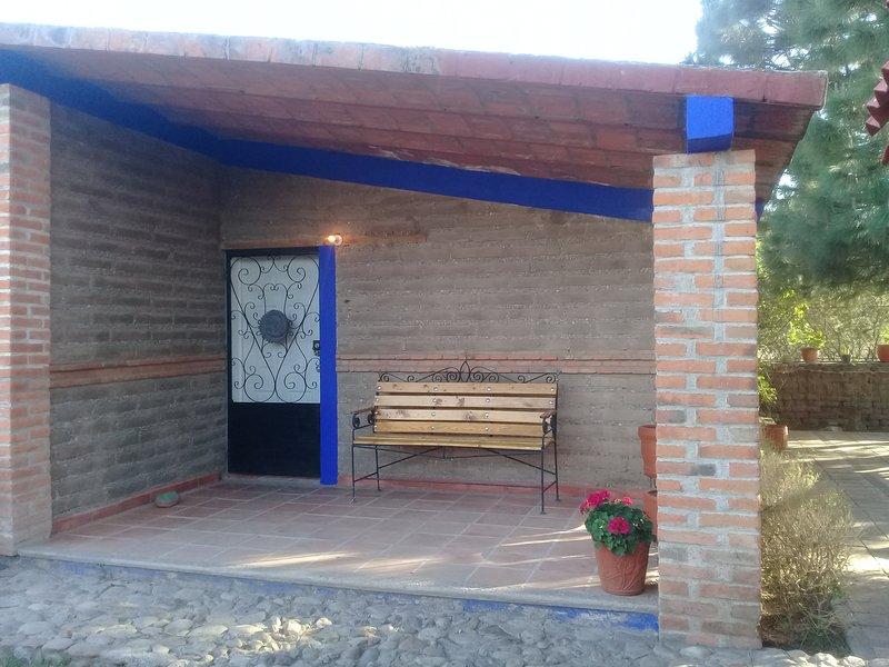 Cabaña Los Cobos, holiday rental in Aguascalientes