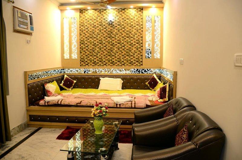 Taj Shiro Homestay (Single Deluxe Room 4) – semesterbostad i Tundla