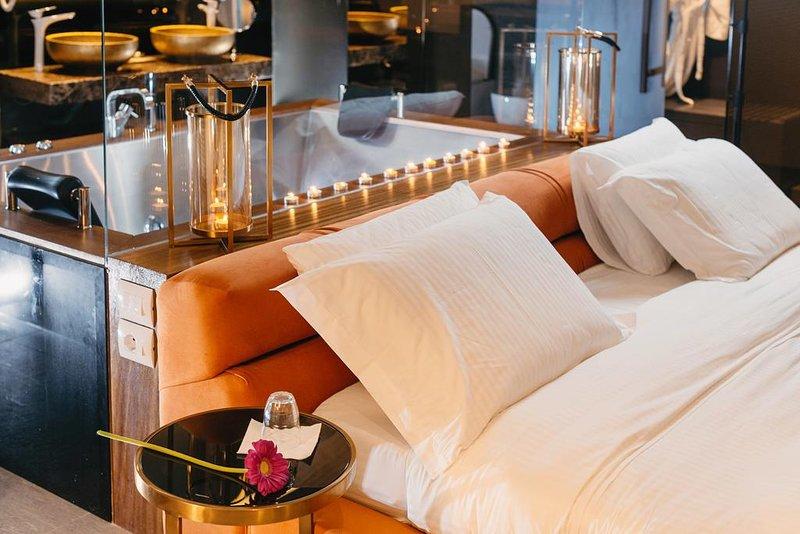 Resort Egnatia (Deluxe King 1), alquiler vacacional en Qerek