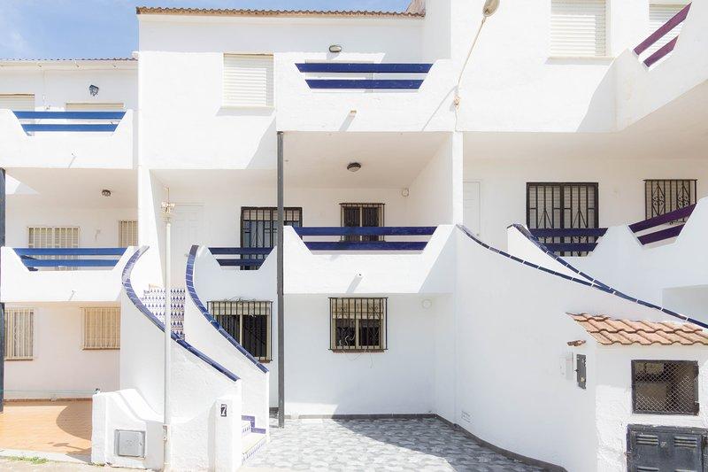 Adosado 3 habitaciones en la Playa de Peñíscola, alquiler de vacaciones en Peñíscola