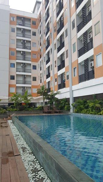 Student Castle Apartment Yogyakarta B0807, holiday rental in Depok