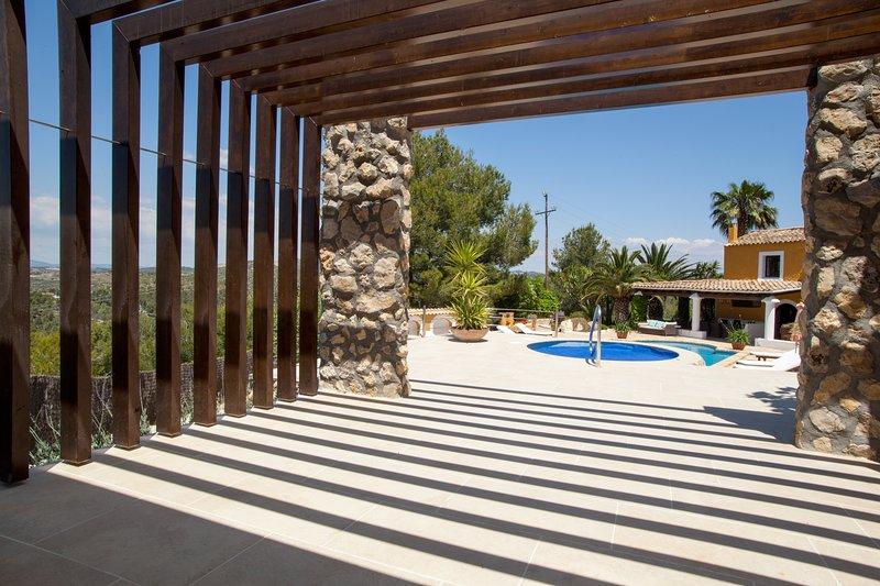 Masia Casanova Sitges - Luxury 9 Bedroom Villa, vacation rental in Canyelles
