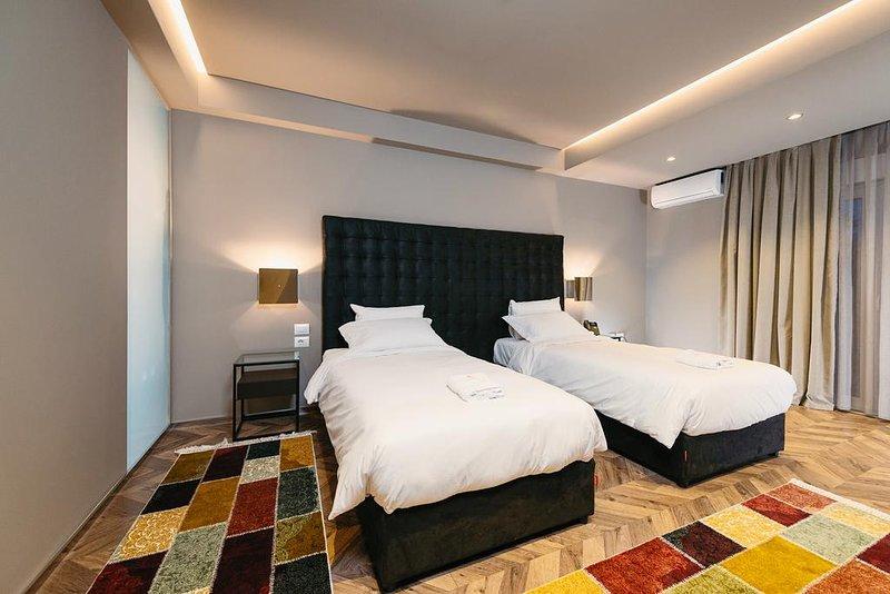 Resort Egnatia - (Deluxe Twin 1), alquiler vacacional en Qerek