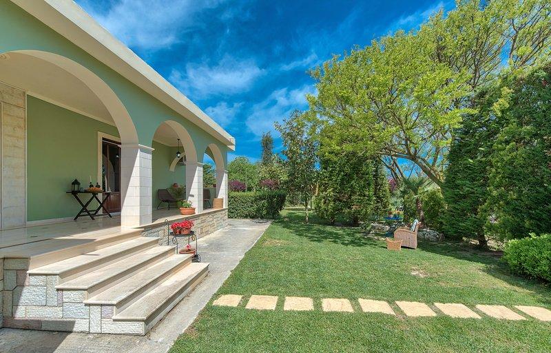 Casa Giardino, holiday rental in Laganas