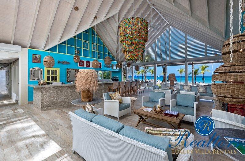 Sandalwood House, Sandy Lane Estate, St. James, Barbados, holiday rental in Sunset Crest