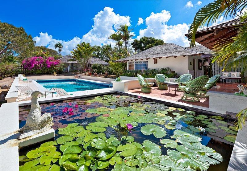 Innisfree, Sandy Lane Estate, St. James, Barbados, holiday rental in Sunset Crest