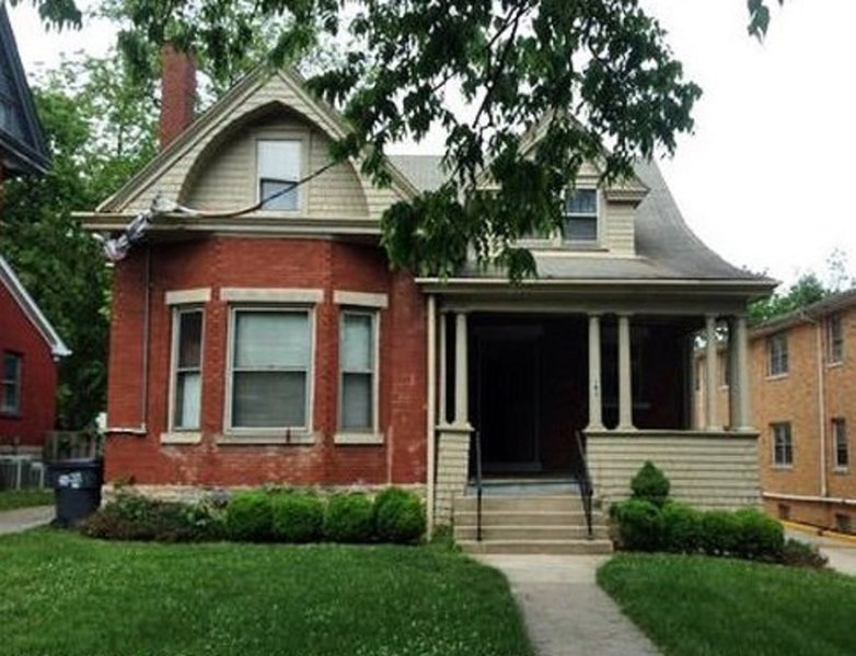 Cool 1908 Bungalow on Woodland Ave Downtown Lexington KY! BY UK, holiday rental in Paris