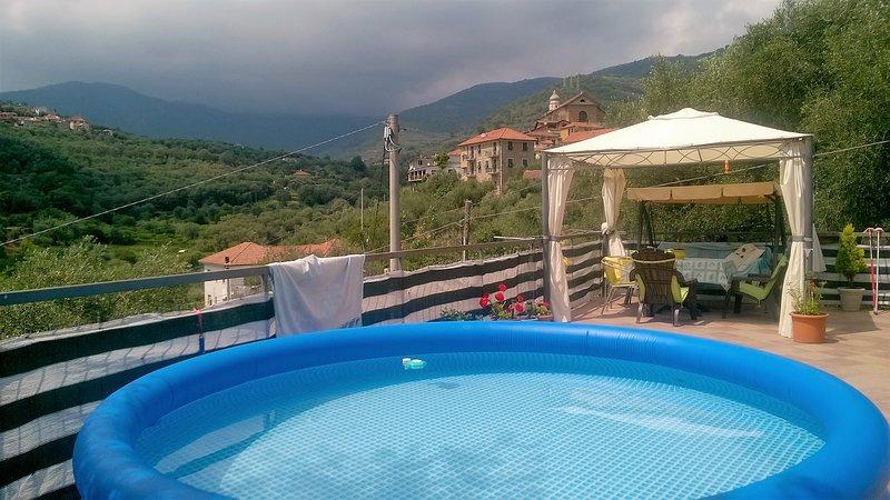 LIGURIA DA VIVERE 2, holiday rental in Diano San Pietro