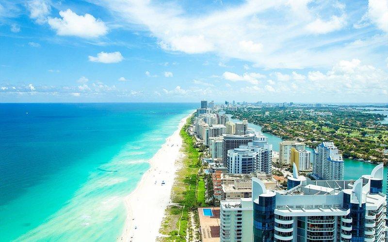Océan Atlantique, Miami Beach