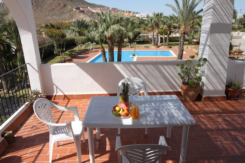 La Mata - Apartment - Large Communal Pool, holiday rental in Mojacar
