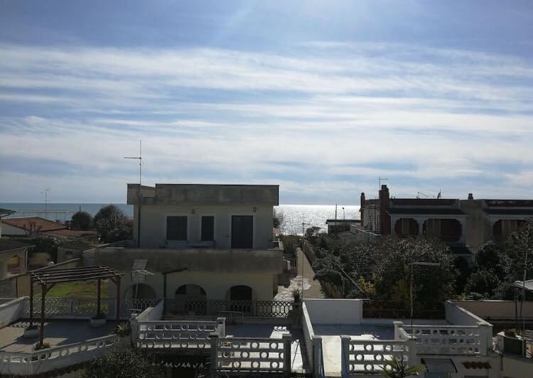 Vista mare dal terrazzo/solarium