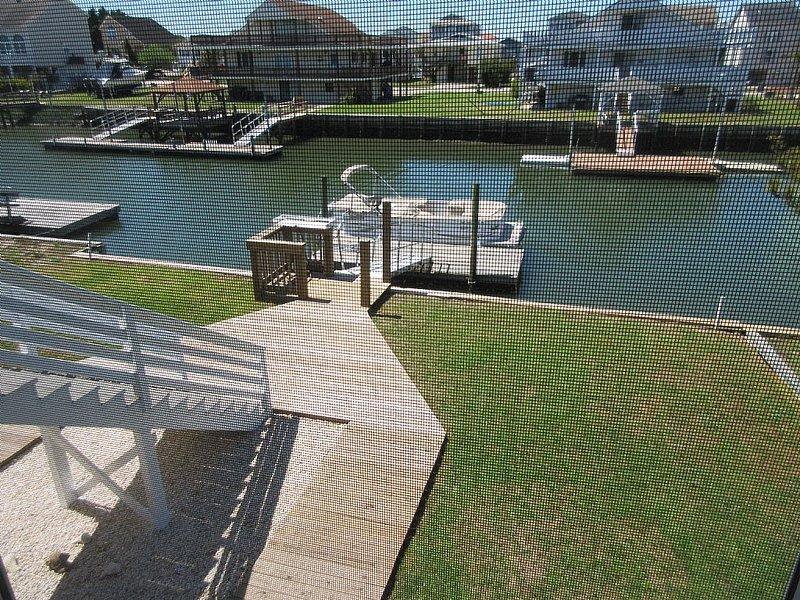 privater boatdock