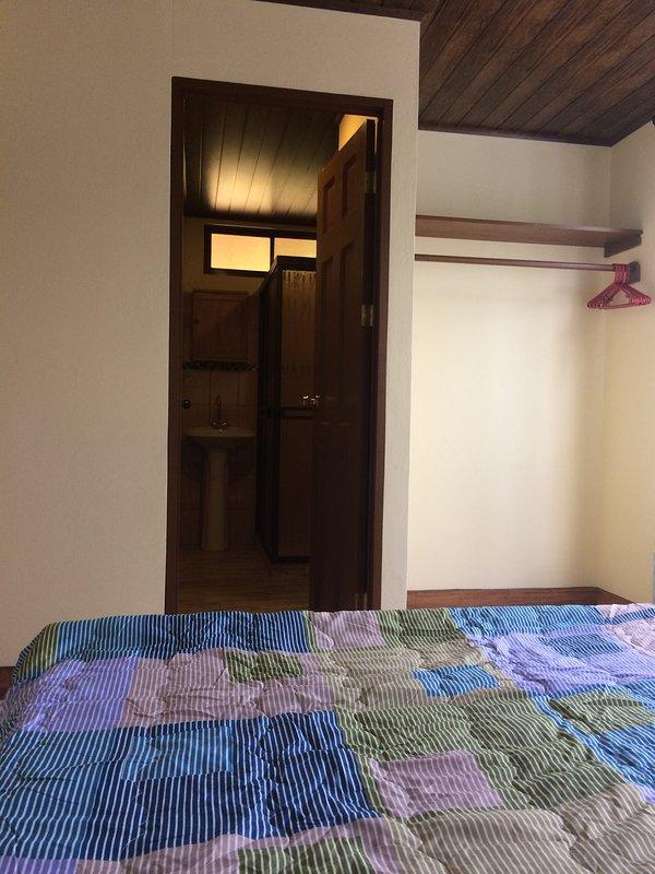 del badkamer appartement # 1
