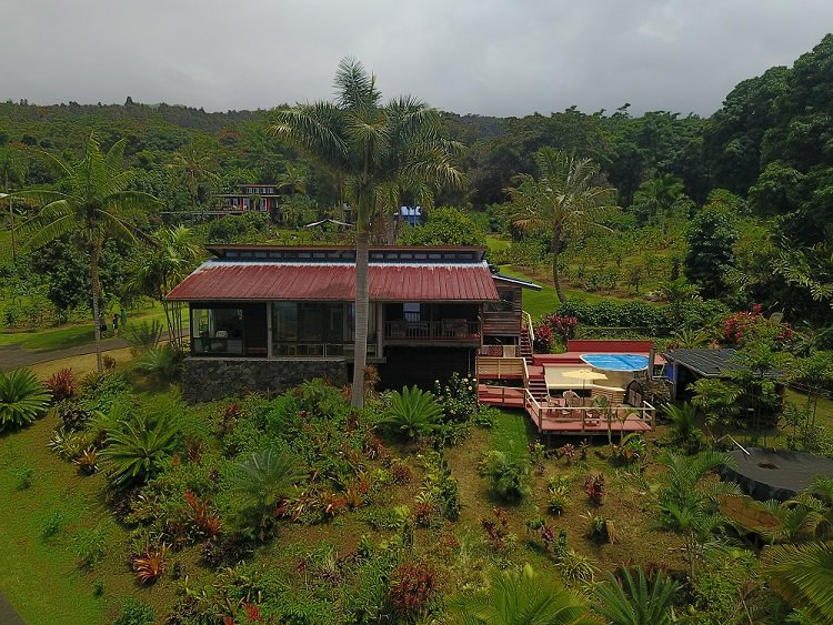 photo from drone