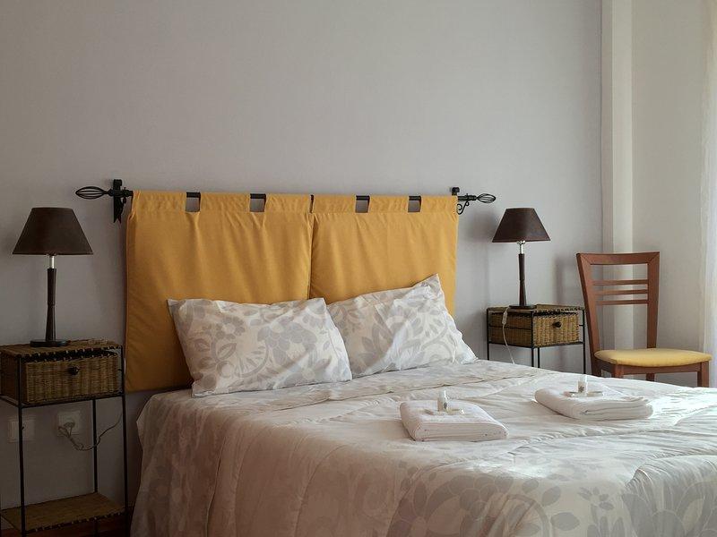 Sunset Beach Apartment, 3 quartos, terraço com churrasco, vistas de mar, holiday rental in Figueira da Foz