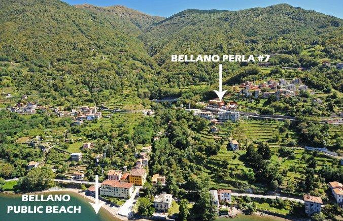Bellano Perla Apt. 7, holiday rental in Bellano