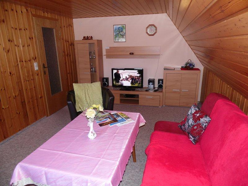 Zum Hecht - FeWo Spitzberg ***, holiday rental in Oybin