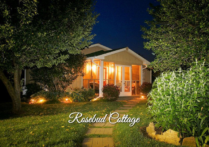 500 sq. ft. luxury cottage in the Shenandoah Valley near Luray Caverns