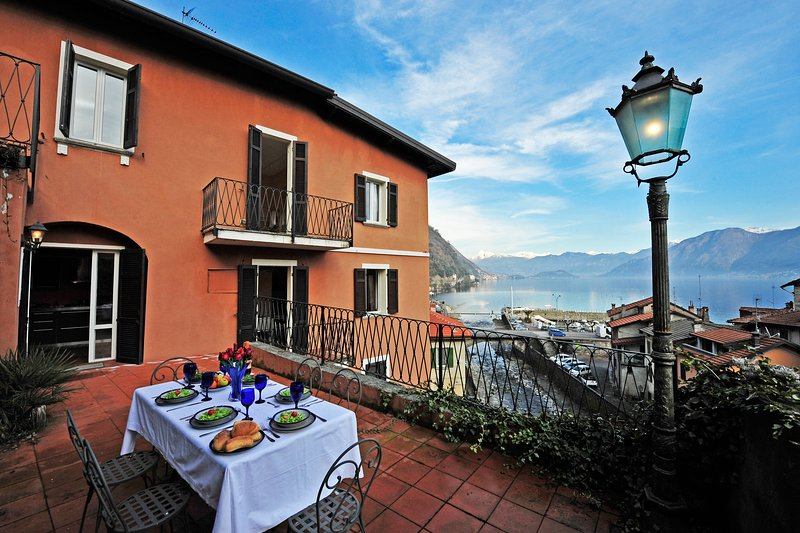 Argegno Bellavista, holiday rental in Pigra