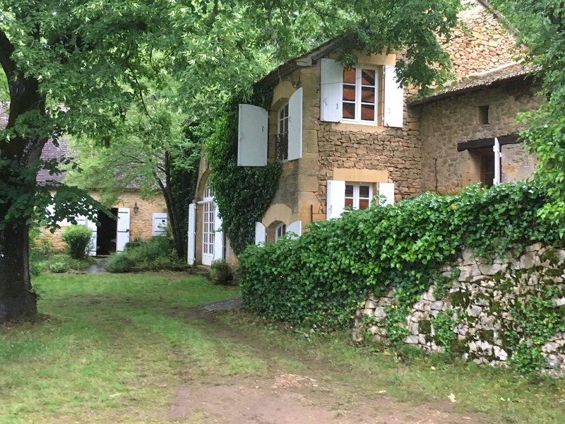 Le Belvedere, vacation rental in Bourniquel