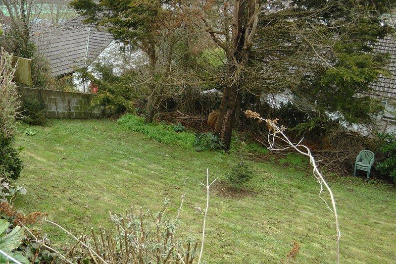pendenza giardino privato