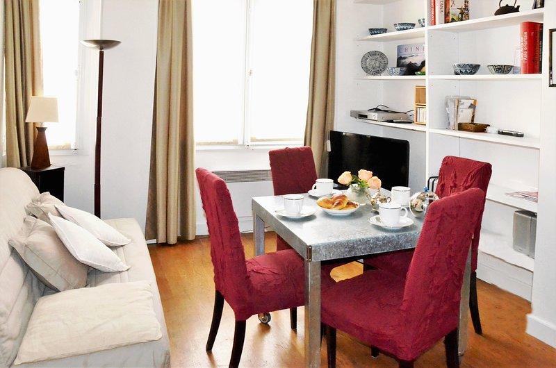UNIT004 Latin Quarter St Michel (rue de la harpe) - 1 bedroom 3 pax, vacation rental in Malakoff