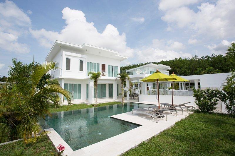 Laem Sor Pool Villa  Villa 29, aluguéis de temporada em Na Mueang