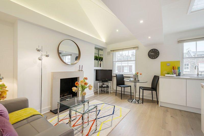Standard one Bed Apartment - Livingroom