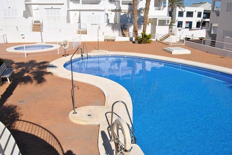 Acogedor apartamento en Mojácar playa, holiday rental in Mojacar Playa